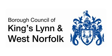 Logo for Borough Council of King's Lynn and West Norfolk